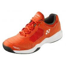 Yonex Lumio Allcourt 2019 orange Tennisschuhe Herren
