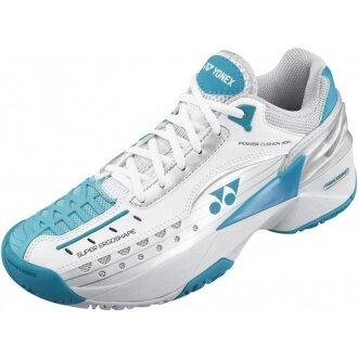 Yonex SHT 308 Allcourt weiss/blau 2013 Tennisschuhe Damen
