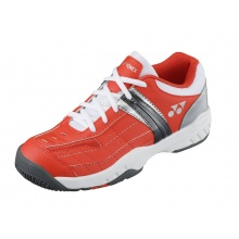 Yonex SHT Pro orange Tennisschuhe Kinder