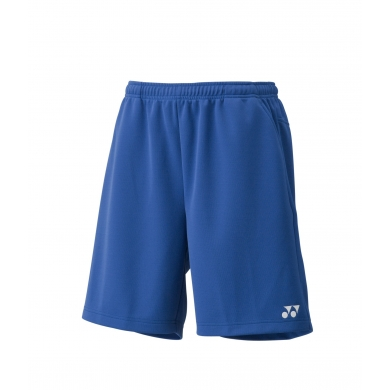 Yonex Short Team 2015 blau Herren (Größe L)