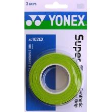 Yonex Super Grap 3er grün