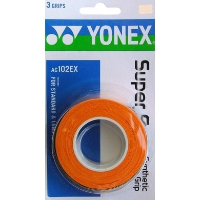 Yonex Super Grap 3er orange