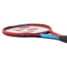 Yonex NEW VCore Game 100in/270g 2021 tangorot Tennisschläger - besaitet -