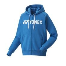 Yonex Kapuzenhoodie Full Zip Logo 2020 infiniteblau Herren