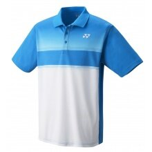 Yonex Polo Club Team 2021 blau/weiss Herren
