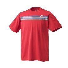 Yonex Tshirt Club Team 2020 rot Herren