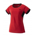 Yonex Shirt Club 2019 rot Damen