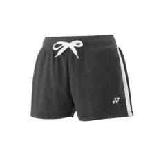 Yonex Sporthose Short Sweat kurz dunkelgrau Damen