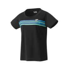 Yonex Tshirt Club Team 2020 schwarz Damen