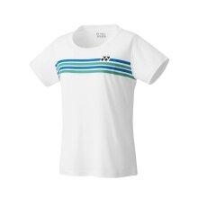 Yonex Tshirt Club Team 2020 weiss Damen