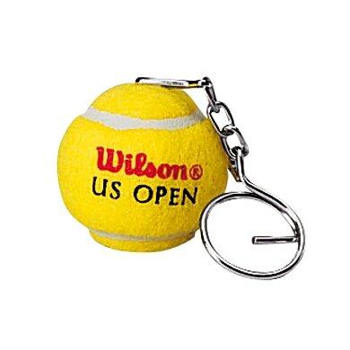 Wilson Schlüsselanhänger Tennisball US-Open