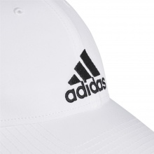 adidas Cap Classic Six Panel Lightweight LOGO weiss Junior