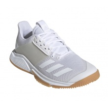 adidas Crazyflight Team 2019 weiss Indoorschuhe Damen