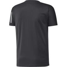 adidas Tshirt Club Badminton 2019 schwarz Herren