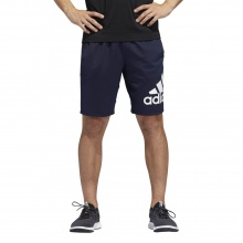 adidas Short 4KRFT Sport Badge of Sport 2019 dunkelblau Herren