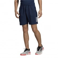 adidas Short Club 3 Stripes 2020 navy Herren
