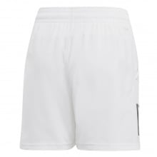 adidas Tennishose Short Club 3 Stripes kurz weiss Boys