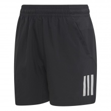 adidas Short Club 3 Stripes 2019 schwarz Boys