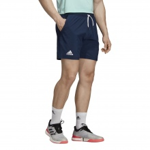 adidas Short Club SW 7inch 2019 navy Herren