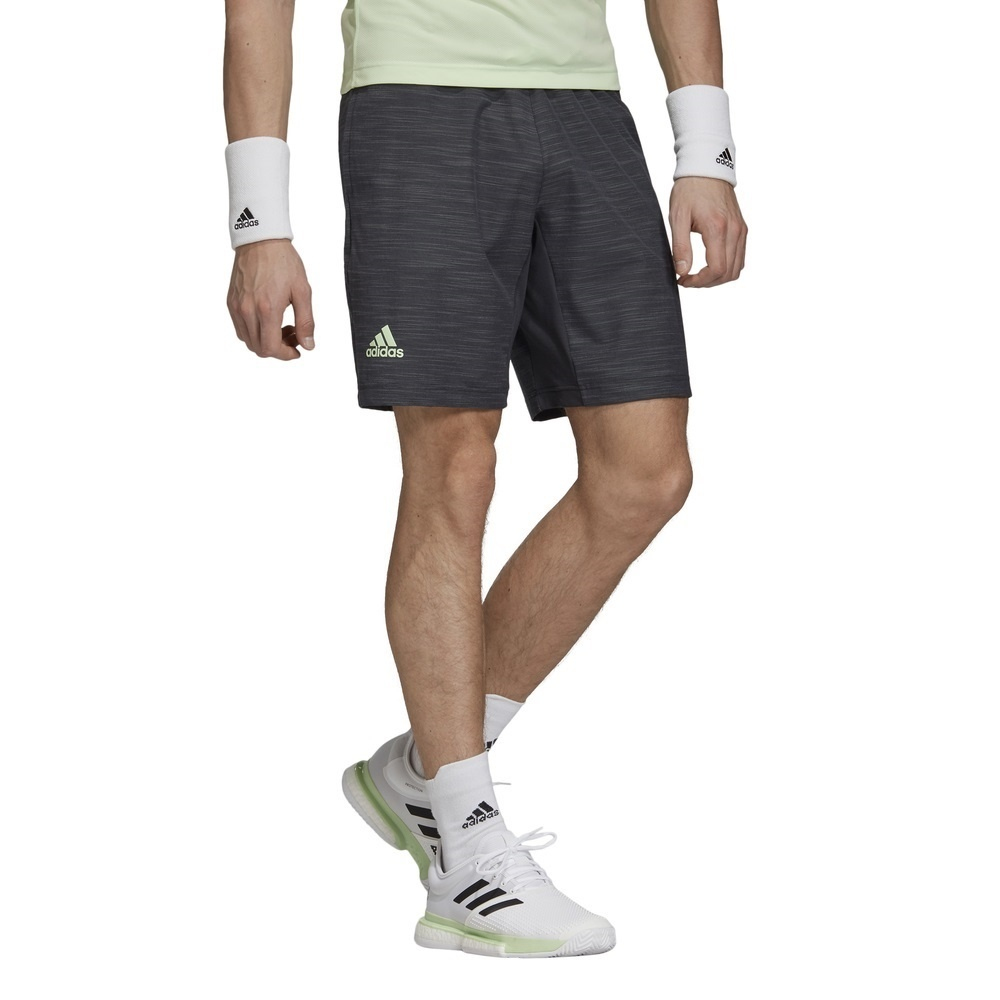 adidas Short New York Melange 2019 carbon Herren
