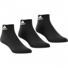 adidas Sportsocken Ankle Cushion schwarz 3er