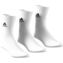 adidas Sportsocken Crew Light weiss 3er