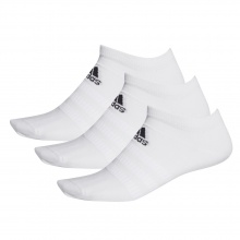 adidas Sportsocken Sneaker Light weiss 3er