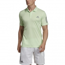 adidas Polo Club 3 Stripes 2019 lime Herren