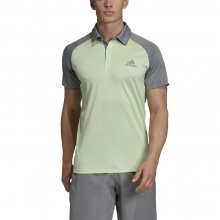 adidas Polo Club CB 2019 lime Herren