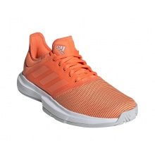adidas GameCourt Clay 2019 koralle Tennisschuhe Damen