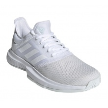 adidas GameCourt Clay 2019 weiss Tennisschuhe Damen