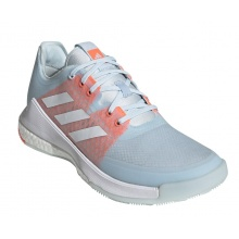 adidas CrazyFlight 2020 hellblau Indoorschuhe Damen