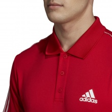 adidas Polo Club 3 Stripes 2019 rot Herren