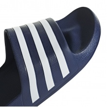 adidas Adilette Aqua 2019 dunkelblau Badeschuhe Herren