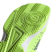 adidas Court Stabil 2020 lime Indoorschuhe Kinder