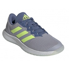 adidas Force Bounce 2021 grau Indoor-Hallenschuhe Herren