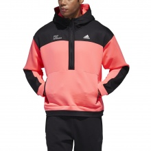 adidas Hoodie (Trainingspullover) Double Knit pink Herren