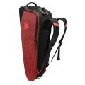adidas Racketbag 360 B7 2019 schwarz/rot 6er