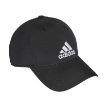 adidas Cap Classic Six Panel Lightweight LOGO schwarz Junior