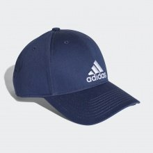 adidas Cap Classic Six Panel Cotton indigoblau Herren
