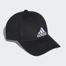 adidas Cap Classic Six Panel Cotton schwarz Damen