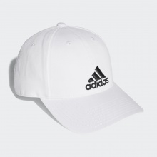 adidas Cap Classic Six Panel Cotton weiss Herren
