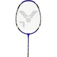 Victor AL2200 Badmintonschläger 2021 blau - besaitet -