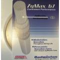 Ashaway Zymax 67 weiss 2014 Badmintonsaite