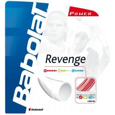 Babolat Tennissaite Revenge rot 12m Set