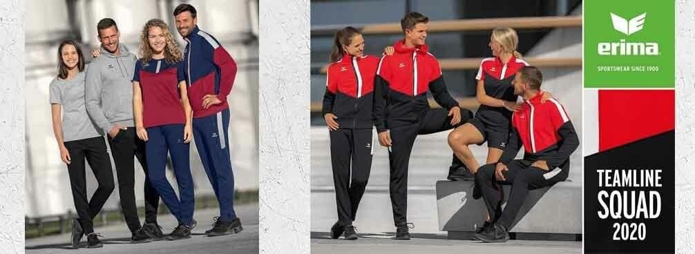 Erima Squad 2020 Teambekleidung