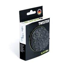 Blackroll Faszienrolle Twister schwarz