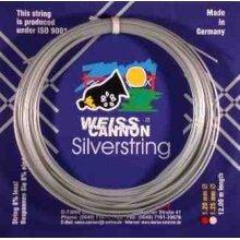 Besaitung mit WeissCannon Silverstring