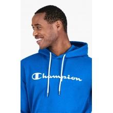Champion Kapuzenpullover (Hoodie) Big Logo Print BS047 blau Herren