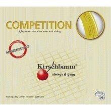 Kirschbaum Competition gelb Tennissaite